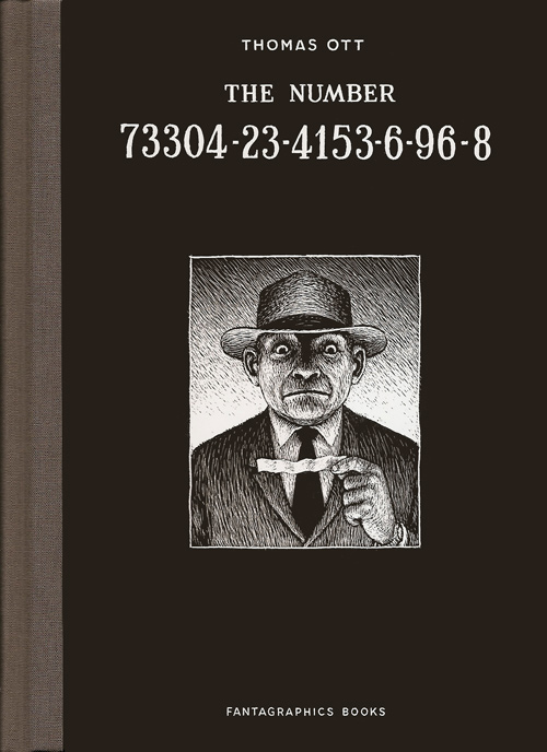 The Number 73304-23-4153-6-96-8: Graphic Novel