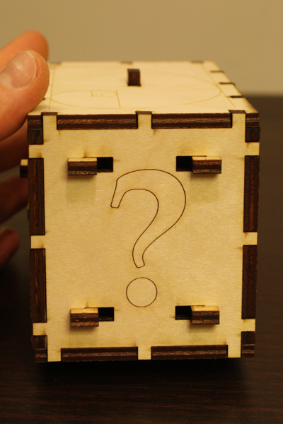The Mystery Box: What's inside?!