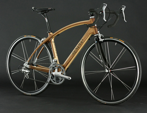 Renovo Hardwood Bicycle
